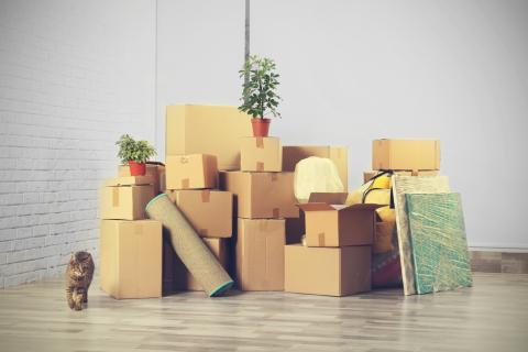 4 bonnes résolutions lors d'un déménagement