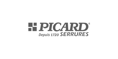 logo picard serrurier paris